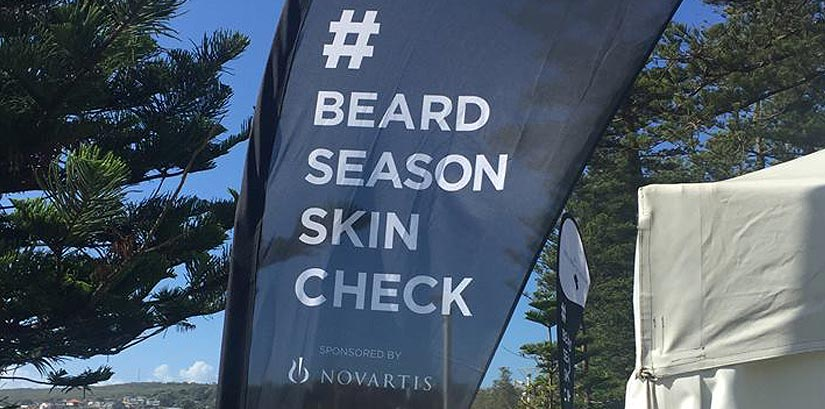 Spotscreen to perform skin cancer checks at the Australian Open of Surfing