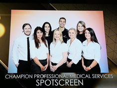 The Spotscreen Team