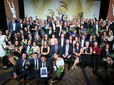 All the Australian Small Business Awards winners on the night
