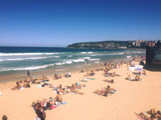 Manly Beach, NSW