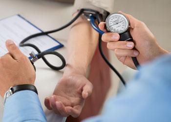Assess an employee's risk level of CVD with a Spotscreen Healthy Heart Screening