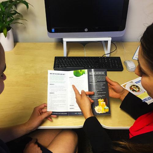 Spotscreen Nutrition Consultations